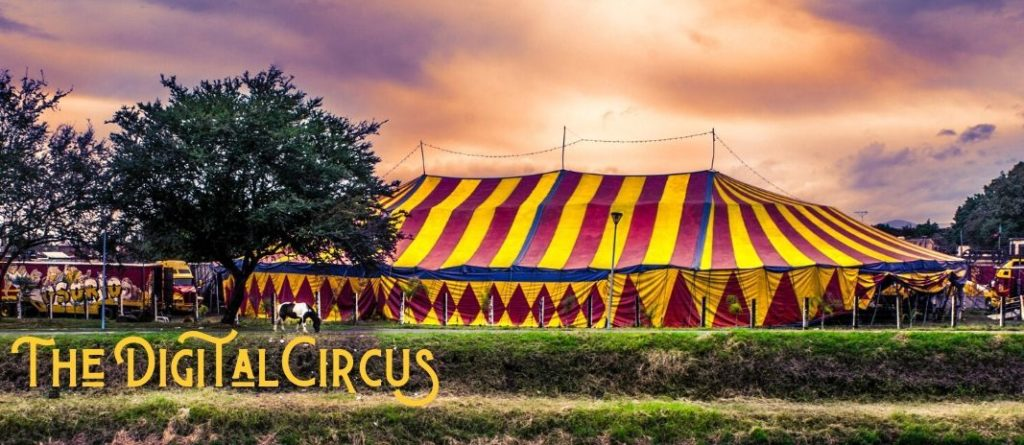 The Digital Circus from Yellow Tuxedo