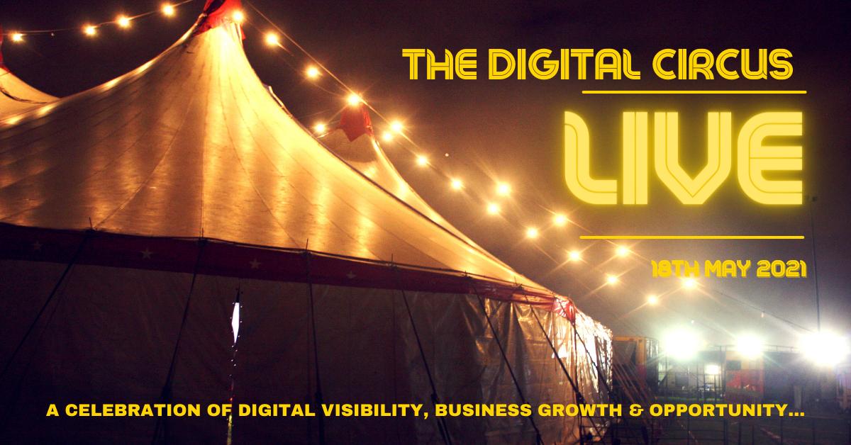 The Digital Circus from Yellow Tuxedo